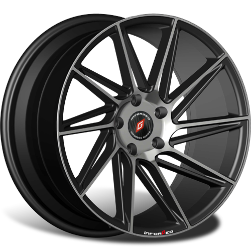 Изображение Диск Inforged IFG26-R 8,5x19 5x114,3 ET45 67,1 Black Machined